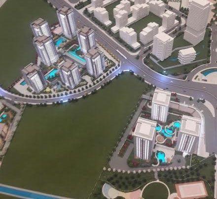 Nidapark Kayaşehir Projesi Maket