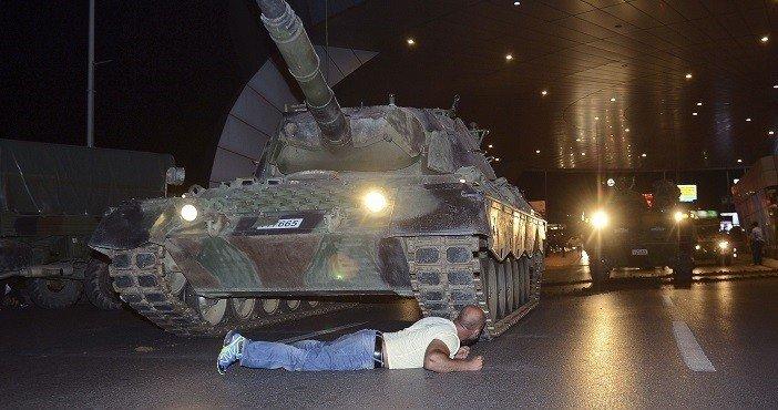 '15 Temmuz Şehitleri ve Demokrasi Müzesi' kuruluyor