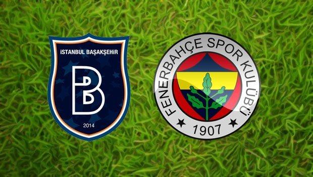 Başakşehir'in Fenerbahçe Zaferi