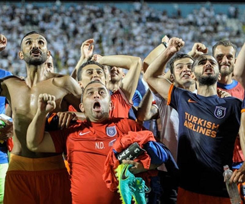 Medipol Başakşehir UEFA