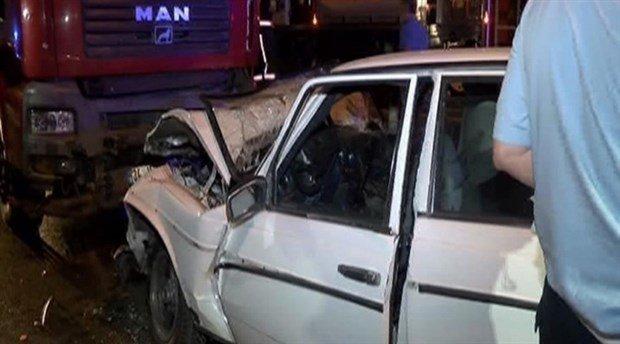 Başakşehir'de trafik kazası: 3 ölü