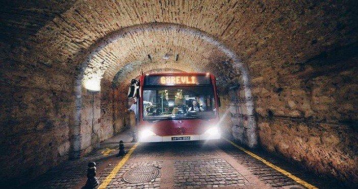 Beylerbeyi Sarayı Tüneli yeniden açılıyor