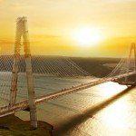 Yavuz Sultan Selim Köprüsü Gün Doğumu
