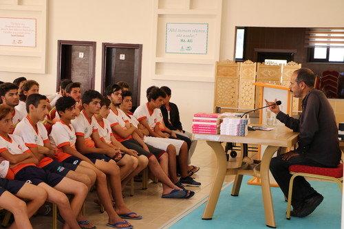 Başakşehir Enez Gençlik Kampı sezonu tamamladı
