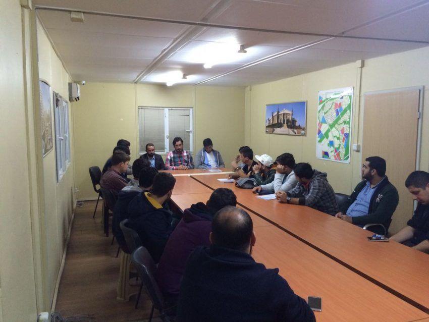 Akparti Kayaşehir Teşkilatı Toplandı