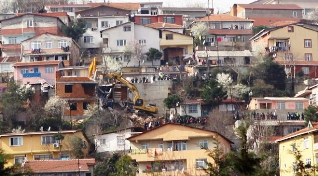 İstanbul'da kentsel dönüşüm projeleri