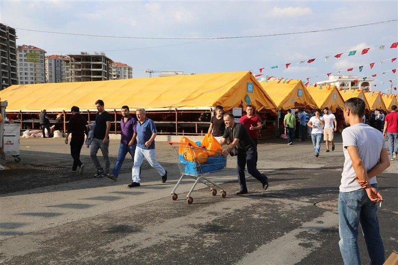 Başakşehir Kurban Bayramı'na hazır