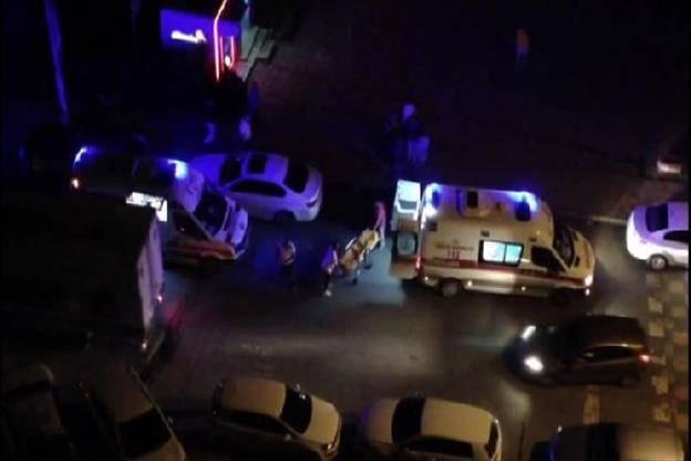 Başakşehir'de silahlı saldırı: 2 yaralı