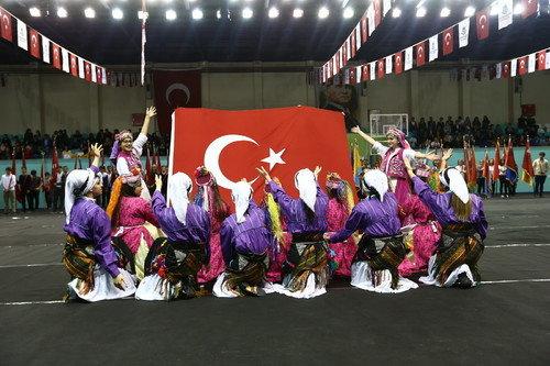 Başakşehir Cumhuriyet'in 93. Yaşını Kutladı