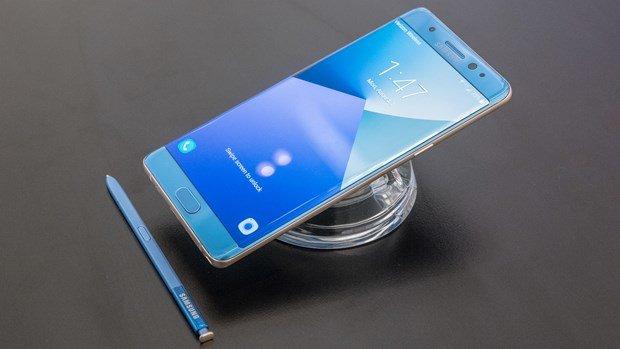 Samsung Türkiye, Galaxy Note7 değişim açıklaması
