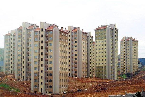 Toki İstanbul Şile Konutları
