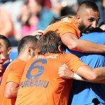 Medipol Başakşehir-Aytemiz Alanyaspor: 2-1