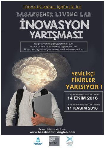 Başakşehir'de yenilikçi fikirler yarışacak