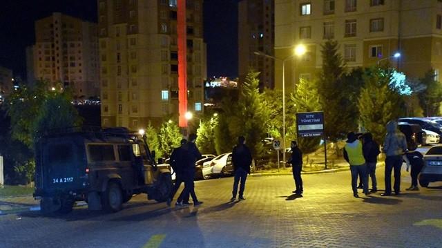 Kayaşehir'de Terör Operasyonu