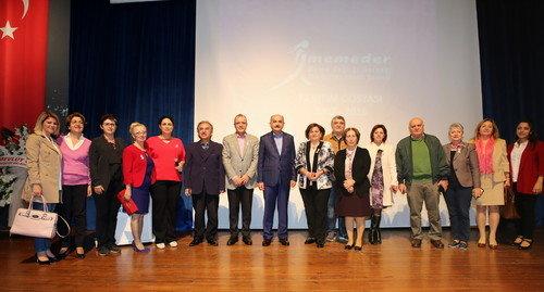 Memeder 9. Kuruluş Yılını kutladı