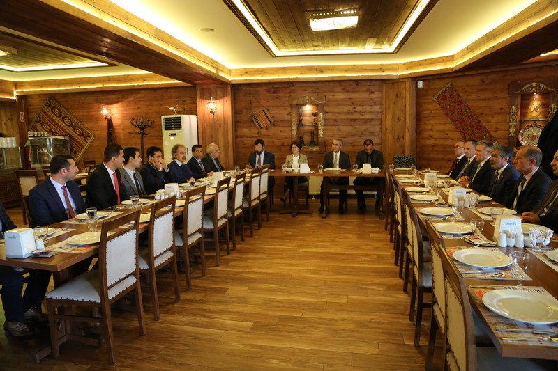'Muhtarlar Günü' Başakşehir'de kutlandı