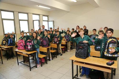 Başakşehir Belediyesi'nden eğitime destek