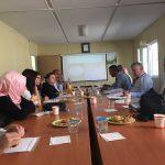 Toki Kayaşehir Site yönetimi toplantısı