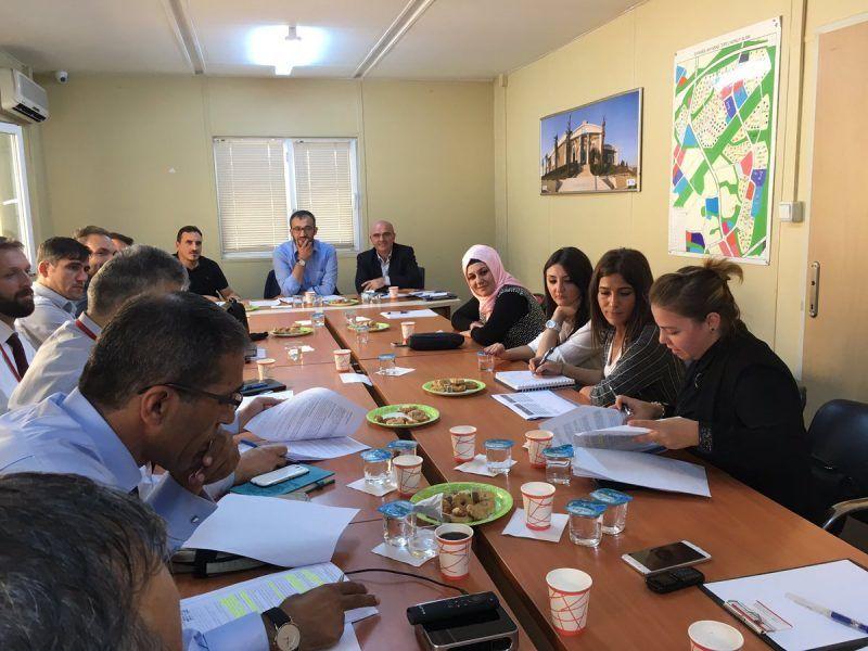 Kayaşehir Site Yönetimleri Toplantısı Yapıldı