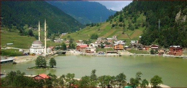 Trabzon Uzungöl Doğa Harikası