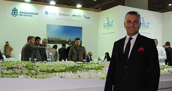 Başakşehir 3. İstanbul projesi Aralık'ta satılacak