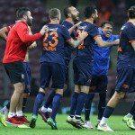 Başakşehir Sezonu Kupasız Bitirdi