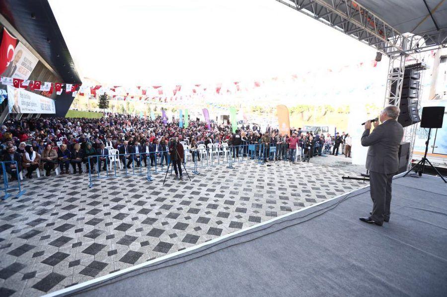 Bu Yıl Balık Festivali Kayaşehir Pazar'da Düzenlendi