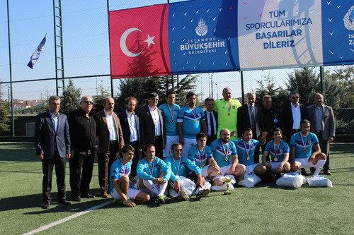 Başakşehir Zabıtası Şampiyon oldu