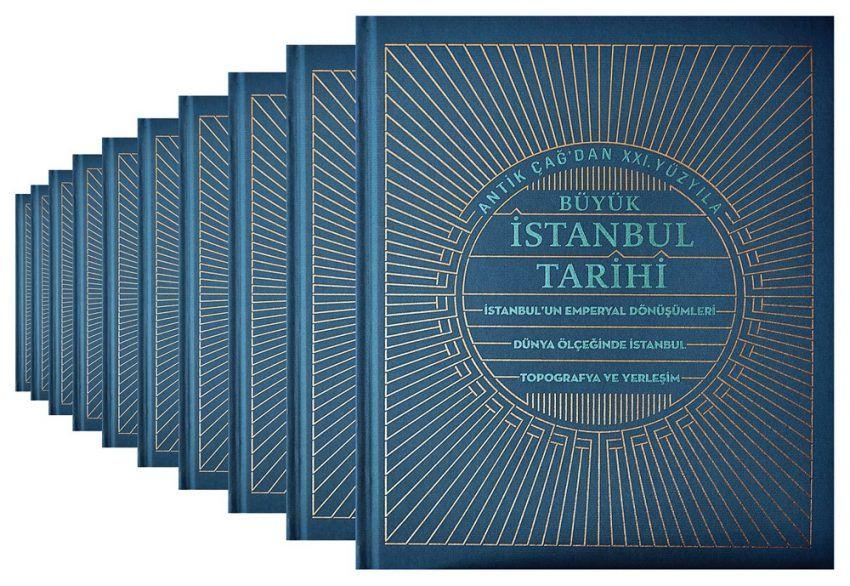 Büyük İstanbul Tarihi TÜYAP Kitap Fuarı'nda