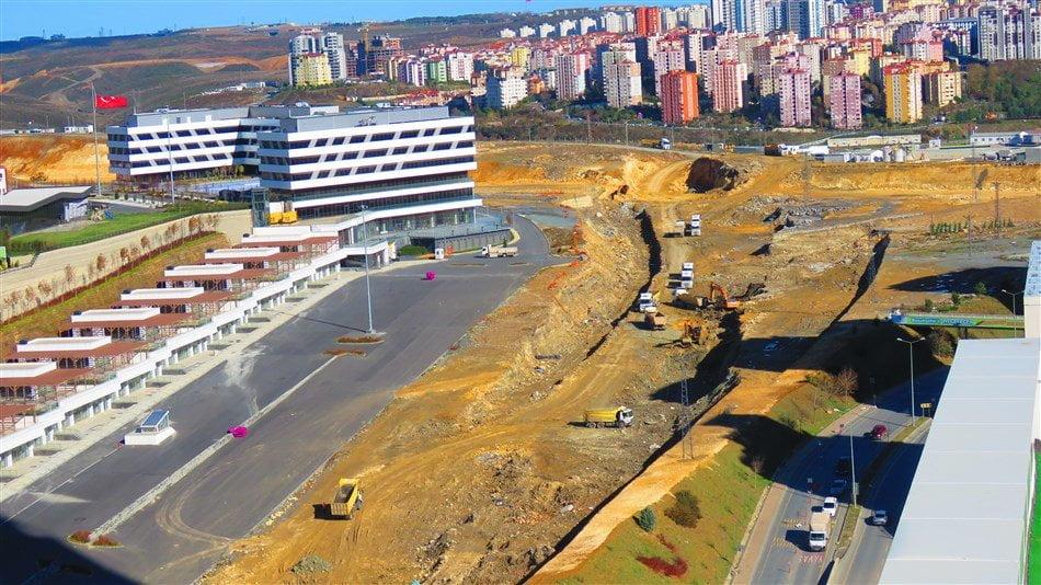 Kayaşehir İbn Haldun Üniversitesi açılıyor!