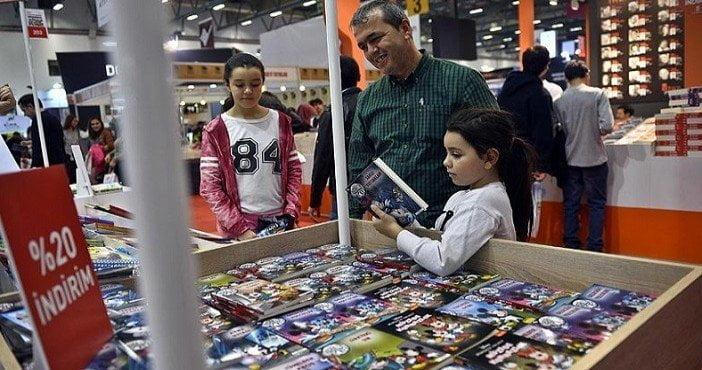 35. Uluslararası İstanbul Kitap Fuarı başlıdı