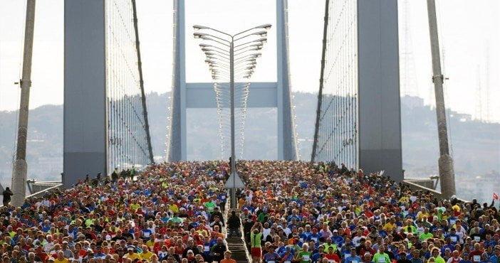İstanbul'un Ana Damarları Trafiğe Kapatılacak
