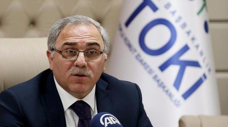 TOKİ Başkanı Turan'ın babası hayatını kaybetti