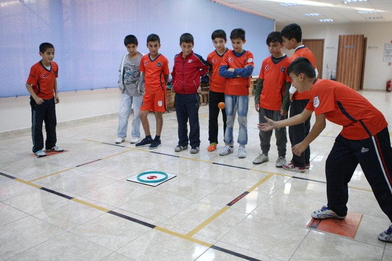 Hemsball Sporu Başakşehir'de