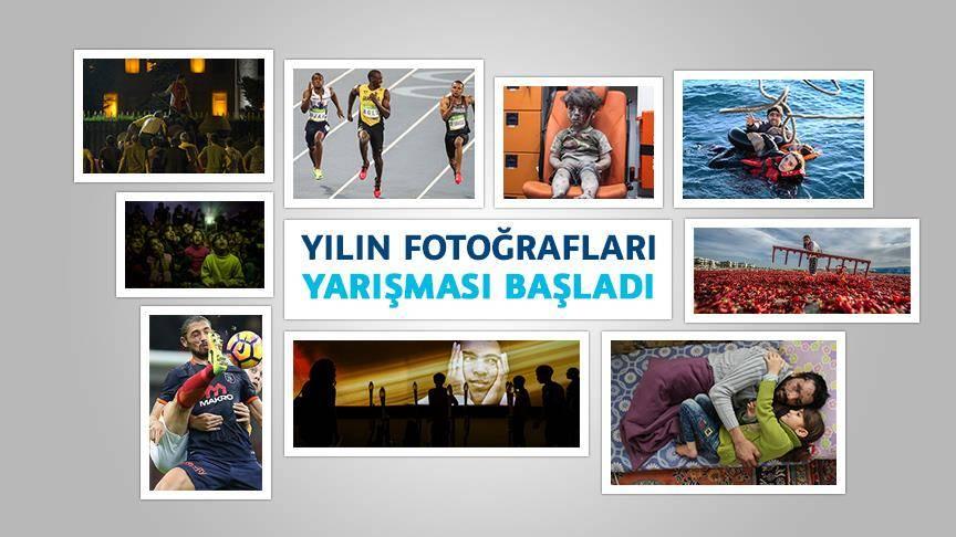 AA 'Yılın Fotoğrafları' yarışması başladı