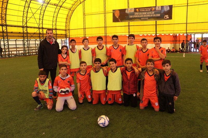 Başakşehir'de spor parkları yarışıyor