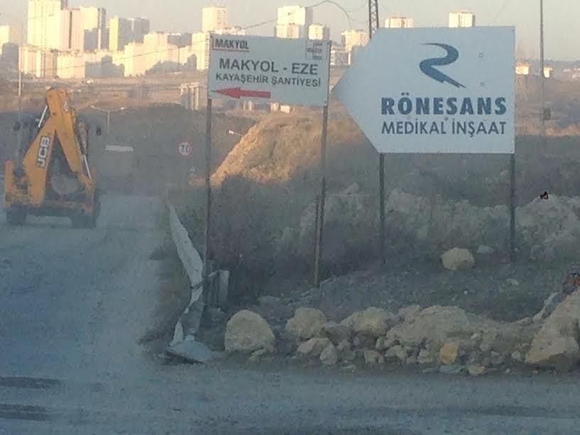İkitelli Şehir Hastanesi'nde Yapım başladı!