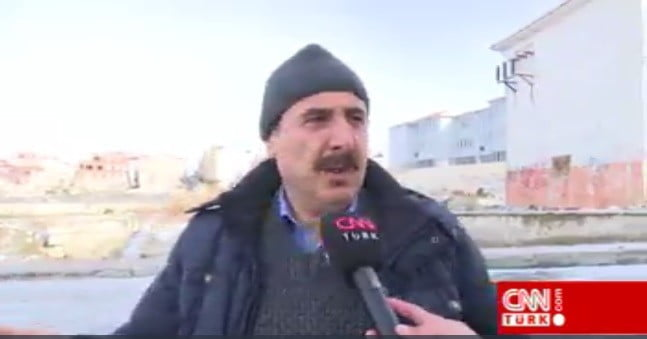Başakşehir'de mahalle sakinleri isyan etti