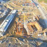 Kayaşehir Şehir Parkı Camisi Havadan Fotoğrafları