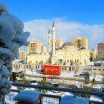 Toki Kayaşehir Kış Mevsimi 2017