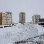 Başakşehir ve Kayaşehir Okullarında Kar Temizliği