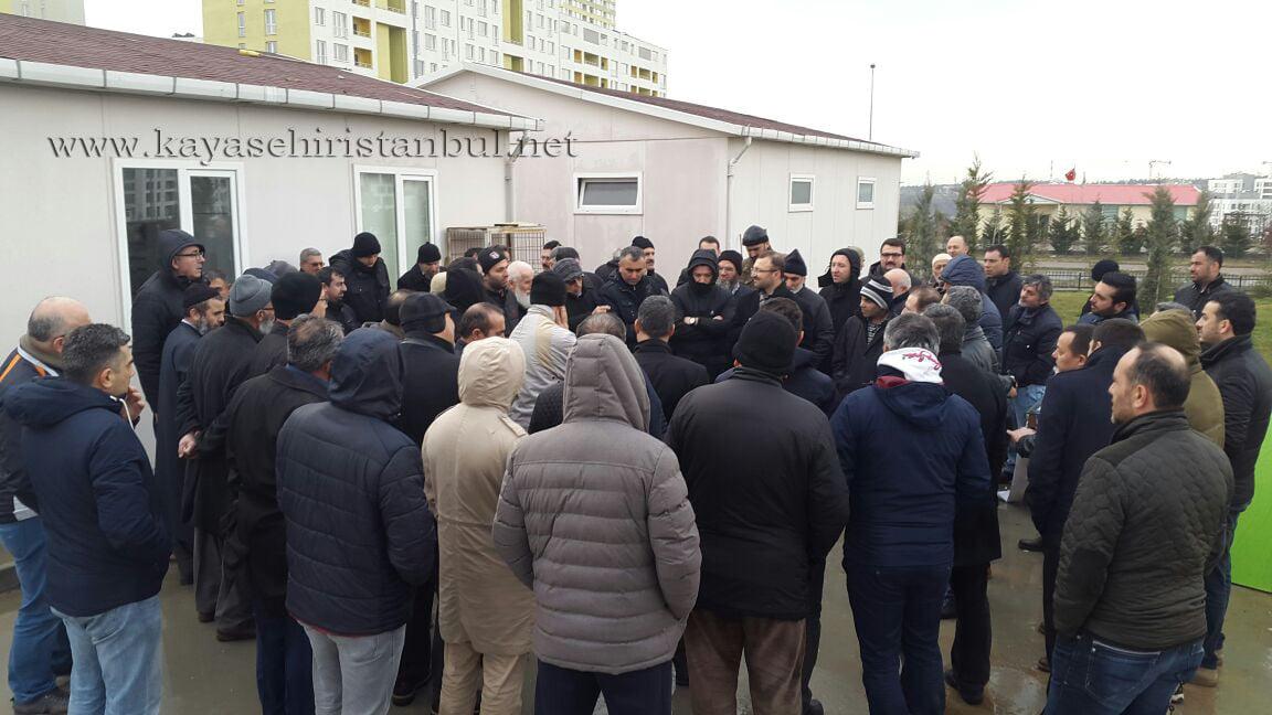 Toki Kayaşehir 17.Bölge'de Sular Durulmuyor