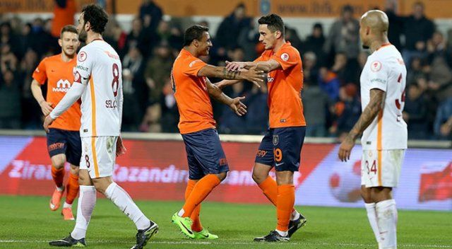 Medipol Başakşehir: 2 Galatasaray: 1