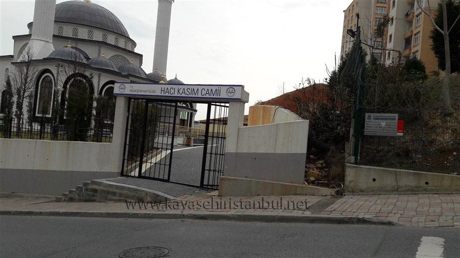 Toki Kayaşehir Hacı Kasım Camii