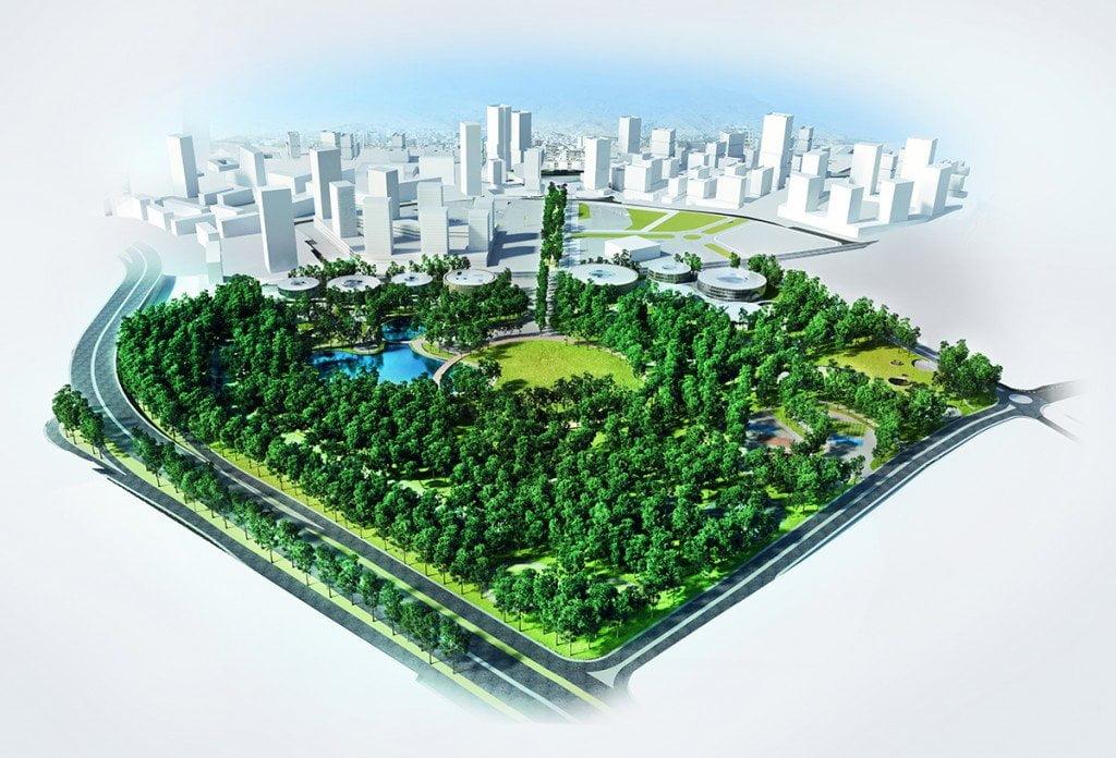 Şehir Parkı Kayapark Projesi