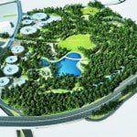 Kayaşehir Şehir Parkı Kayapark Projesi