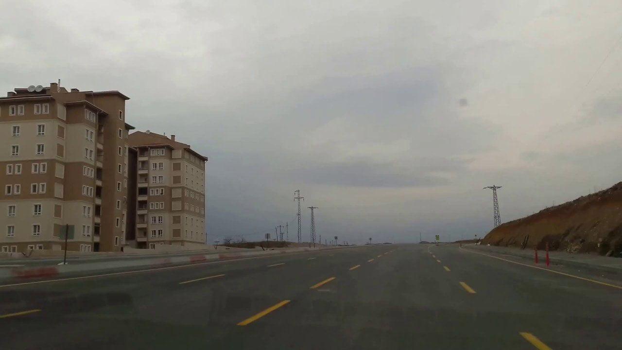 Kayaşehir Fenertepe Çıkışı Otoyolu Açıldı