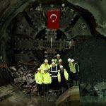 Kabataş-Meci̇di̇yeköy-Mahmutbey Metrosu çalışmaları sürüyor