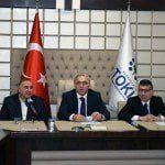 Rami Kuru Gıdacılar Dönüşümü için TOKİ ile imzaları attı
