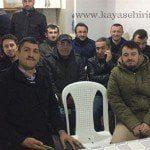 Toki Kayaşehir 17.Bölge Toplantı Yeri
